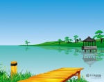 ws_Lake_scenery_1152x864--=KZKG^Gaara Collection=--